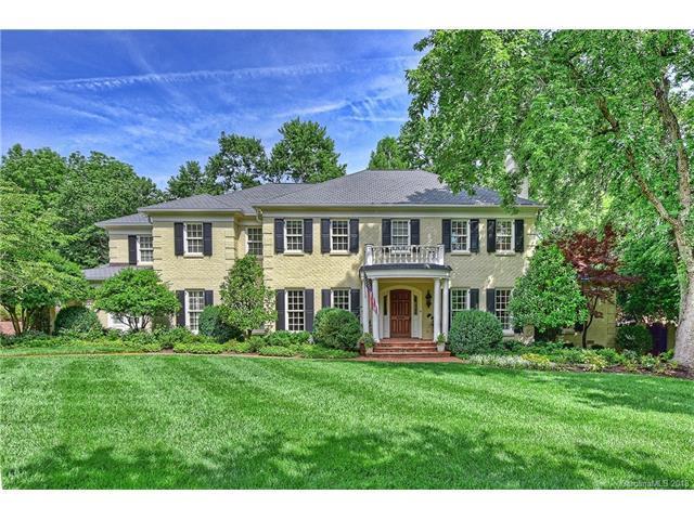 2700 Beretania Circle, Charlotte, NC 28211 (#3352196) :: Charlotte's Finest Properties