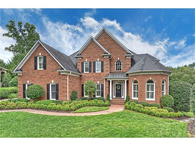 11104 Mcclure Manor Drive, Charlotte, NC 28277 (#3352216) :: Burton Real Estate Group