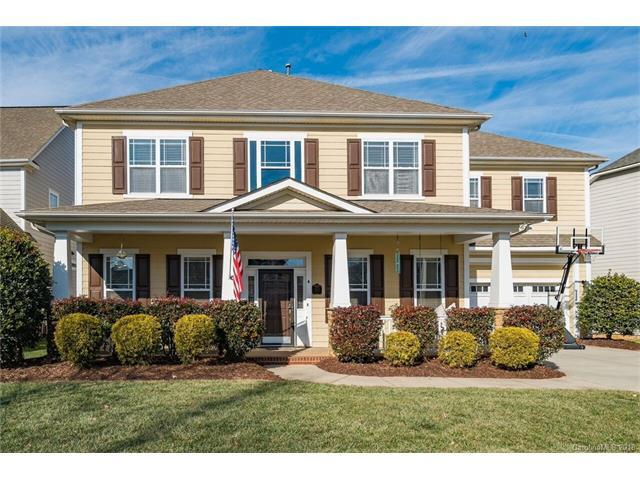 1507 Belmont Stakes Avenue, Indian Trail, NC 28079 (#3352486) :: Scarlett Real Estate