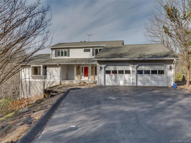 26 W Rosewood Trail, Hendersonville, NC 28739 (#3352537) :: Robert Greene Real Estate, Inc.