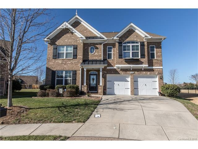 9520 Rocky Spring Court, Concord, NC 28027 (#3352569) :: Zanthia Hastings Team