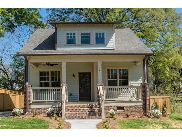 130 N Smallwood Place, Charlotte, NC 28216 (#3352621) :: The Sarver Group