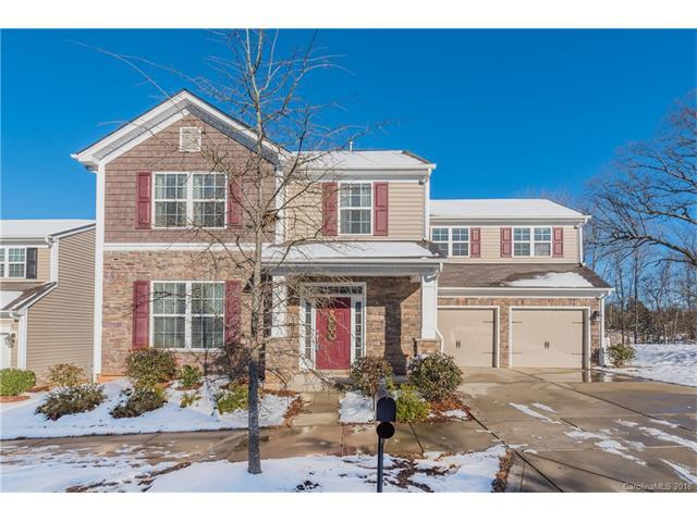 17322 Caldwell Track Drive, Huntersville, NC 28078 (#3352628) :: Exit Mountain Realty