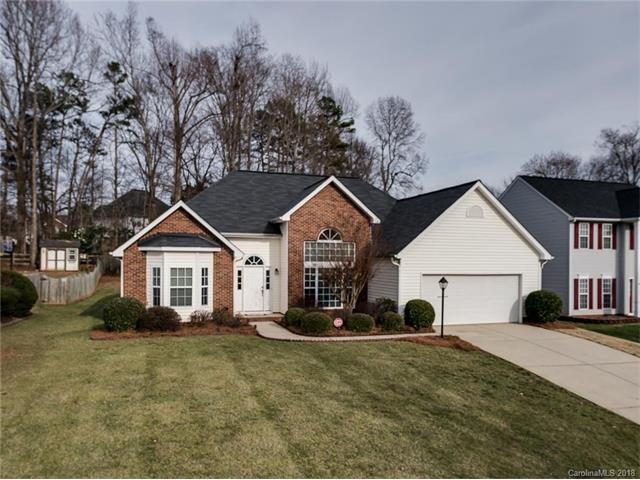 1925 Thornblade Ridge Drive, Matthews, NC 28105 (#3352729) :: Berry Group Realty