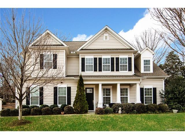 6915 Garden Hill Drive, Huntersville, NC 28078 (#3352770) :: Zanthia Hastings Team