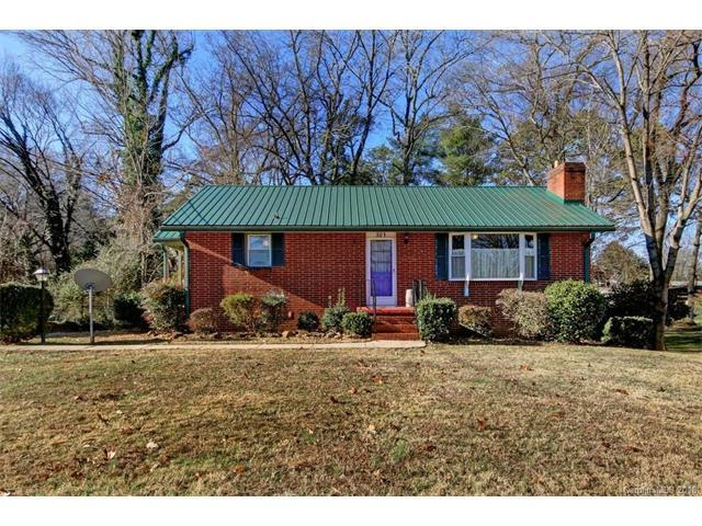 501 W D Avenue, Salisbury, NC 28144 (#3352774) :: Exit Mountain Realty