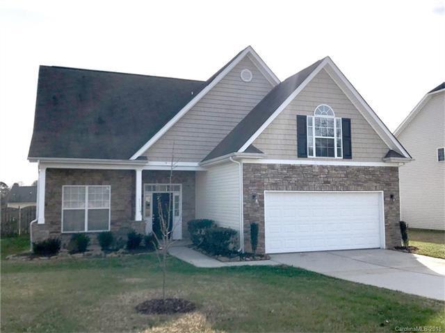 3106 Blueberry Drive, Monroe, NC 28110 (#3352798) :: Scarlett Real Estate