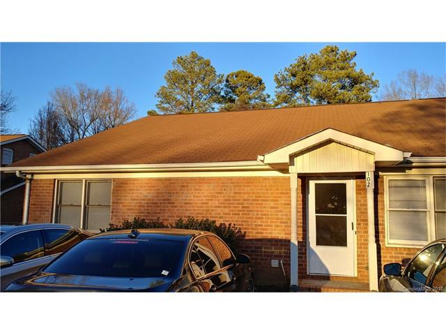 1106 Chandler Drive #102, Rock Hill, SC 29732 (#3352812) :: RE/MAX Executive