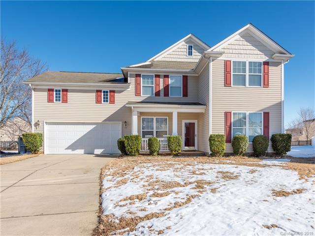 1007 Toquima Trail, Monroe, NC 28110 (#3352853) :: Stephen Cooley Real Estate Group