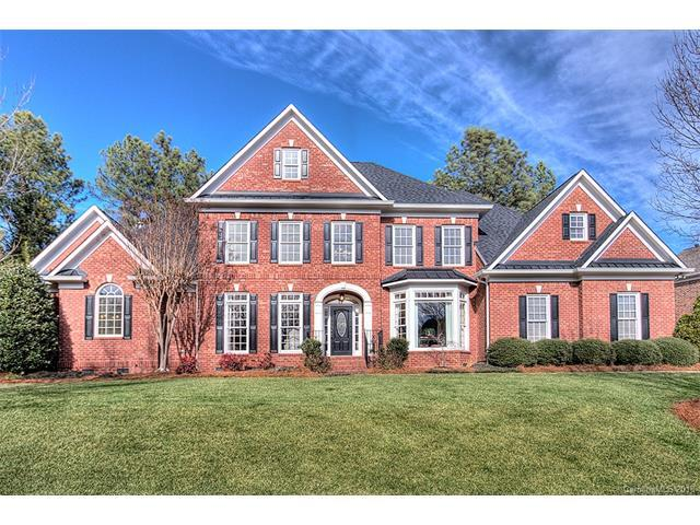 8310 Woodmont Drive, Marvin, NC 28173 (#3352858) :: LePage Johnson Realty Group, LLC
