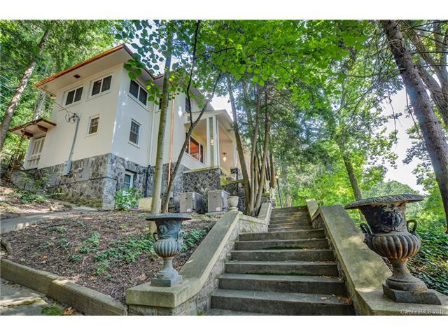 27 Fairmont Road, Asheville, NC 28804 (#3352908) :: Caulder Realty and Land Co.