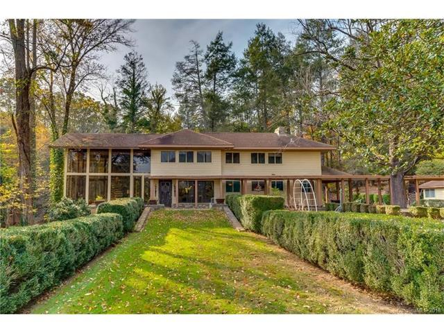 183 & 400 Kings Drive, Lake Lure, NC 28746 (#3352914) :: Homes Charlotte