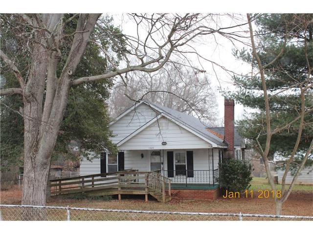 1525 7th Street, Salisbury, NC 28144 (#3352939) :: Homes Charlotte