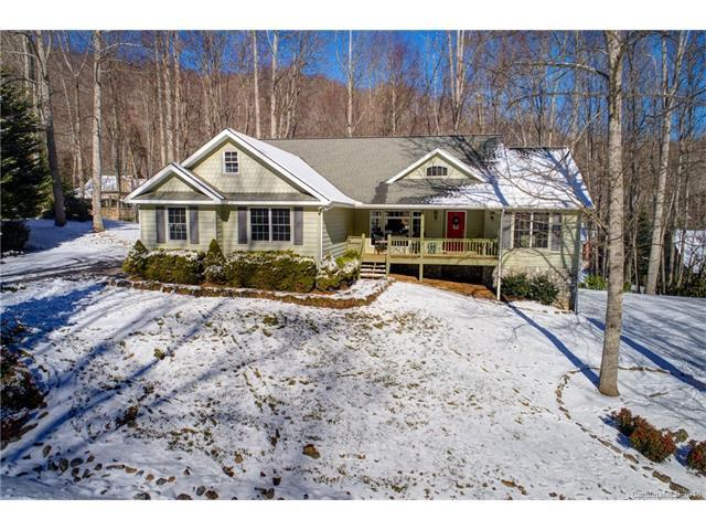 162 Brannon Forest Drive, Waynesville, NC 28785 (#3352986) :: Caulder Realty and Land Co.
