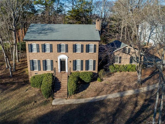 7919 Wellston Drive, Charlotte, NC 28210 (#3352994) :: Charlotte's Finest Properties