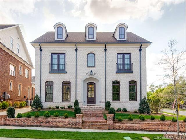 1129 Churchill Commons Drive #6, Charlotte, NC 28211 (#3353014) :: Charlotte's Finest Properties
