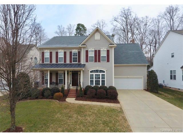 158 Crimson Orchard Drive, Mooresville, NC 28115 (#3353040) :: Stephen Cooley Real Estate Group