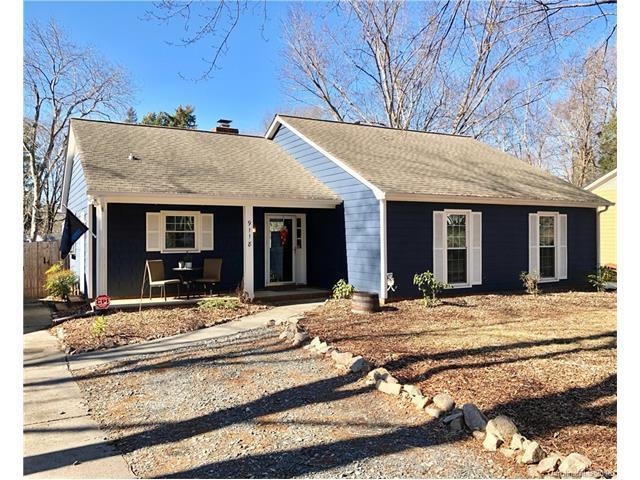 9118 Landsburg Lane, Charlotte, NC 28210 (#3353117) :: The Temple Team