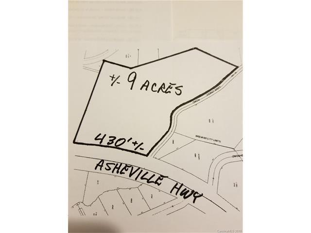 1297 Asheville Highway 6950 & 8529 & 0, Brevard, NC 28712 (#3353205) :: Exit Realty Vistas
