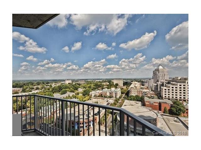 210 N Church Street #2615, Charlotte, NC 28202 (#3353207) :: Scarlett Real Estate