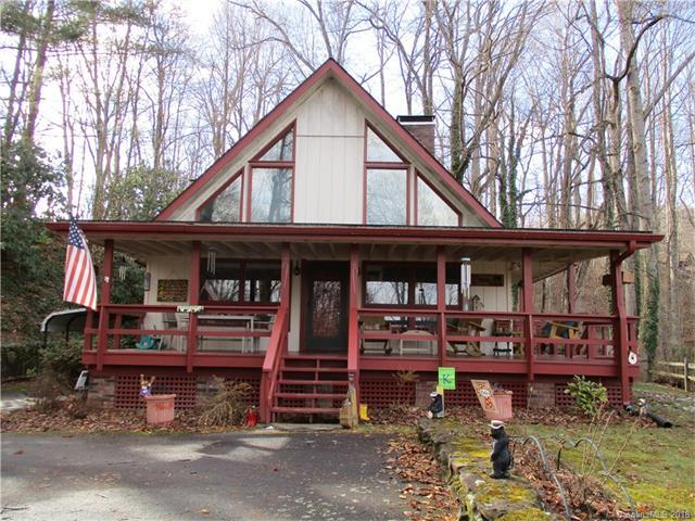 202 Cedar Drive, Maggie Valley, NC 28751 (#3353222) :: Stephen Cooley Real Estate Group