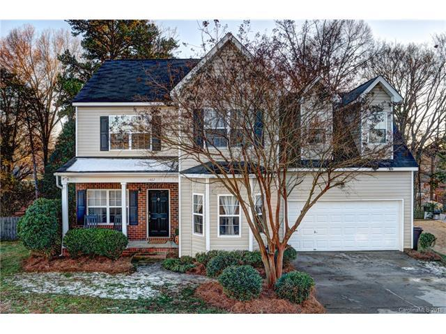1467 Hollythorne Drive #35, Rock Hill, SC 29732 (#3353260) :: Homes Charlotte