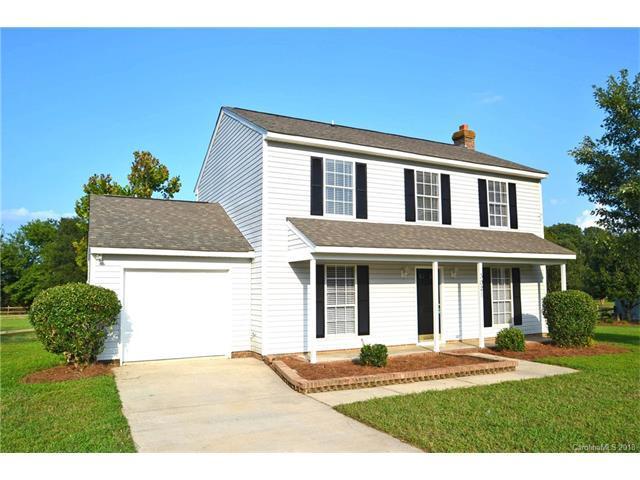 3021 Tom Savage Drive, Harrisburg, NC 28075 (#3353285) :: Washburn Real Estate