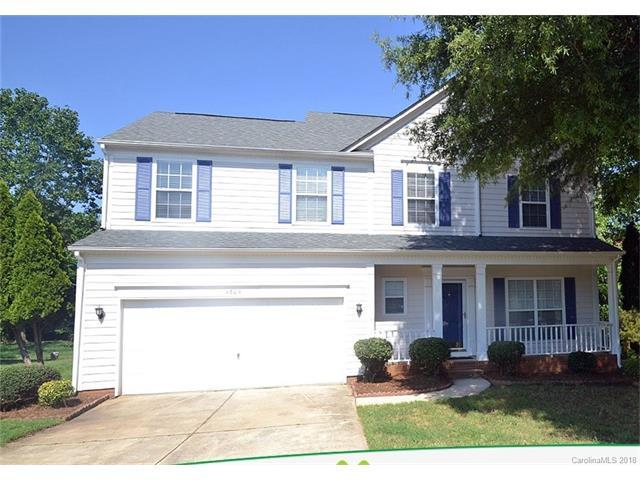 4809 Brownes Ferry Road, Charlotte, NC 28269 (#3353288) :: Washburn Real Estate