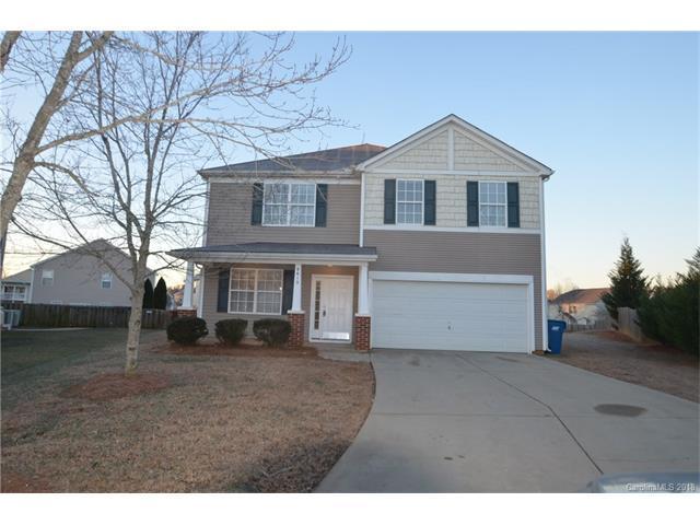 6615 Affirmed Court, Harrisburg, NC 28075 (#3353295) :: Washburn Real Estate