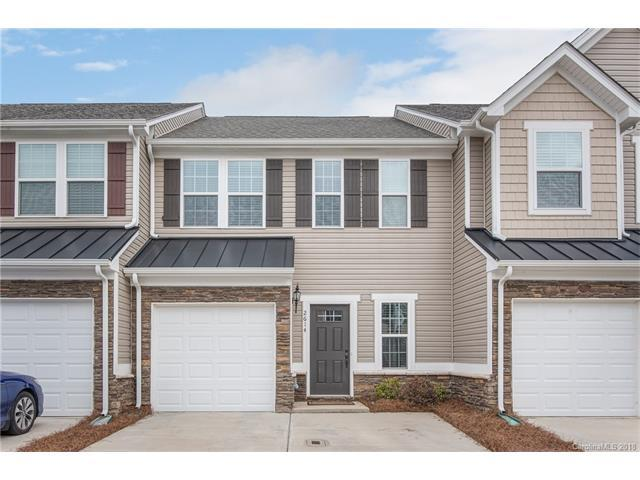 2614 Silverthorn Drive #45, Charlotte, NC 28273 (#3353309) :: High Performance Real Estate Advisors