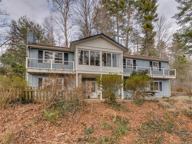 105 Crooked Creek Road, Hendersonville, NC 28739 (#3353340) :: Stephen Cooley Real Estate Group