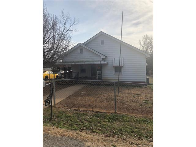 603 Cobb Street, Kannapolis, NC 28081 (#3353371) :: Odell Realty Group