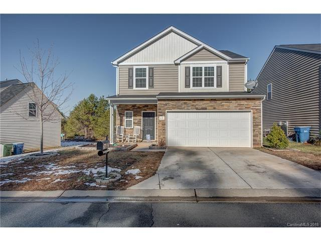113 Autumn Bluff Circle #17, Mount Holly, NC 28120 (#3353396) :: Odell Realty Group