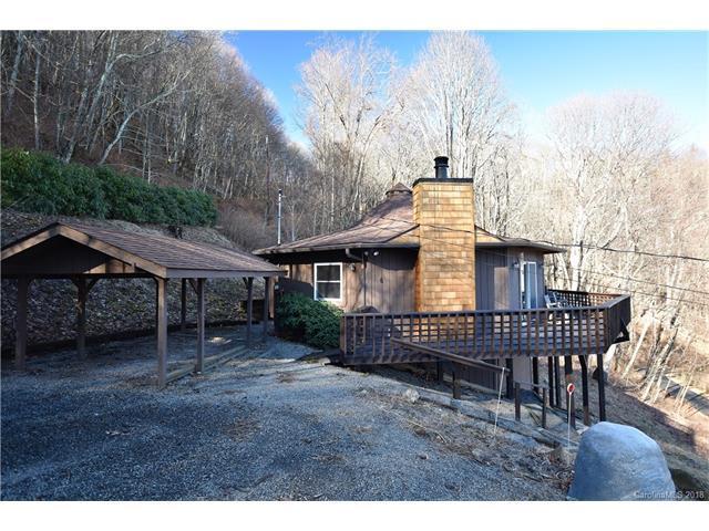 1496 Apple Creek Road #1496, Waynesville, NC 28786 (#3353504) :: Rowena Patton's All-Star Powerhouse @ Keller Williams Professionals