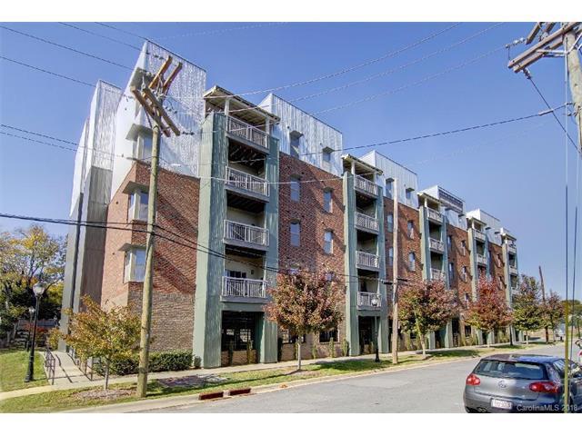 630 Calvert Street #1405, Charlotte, NC 28203 (#3353568) :: Homes Charlotte