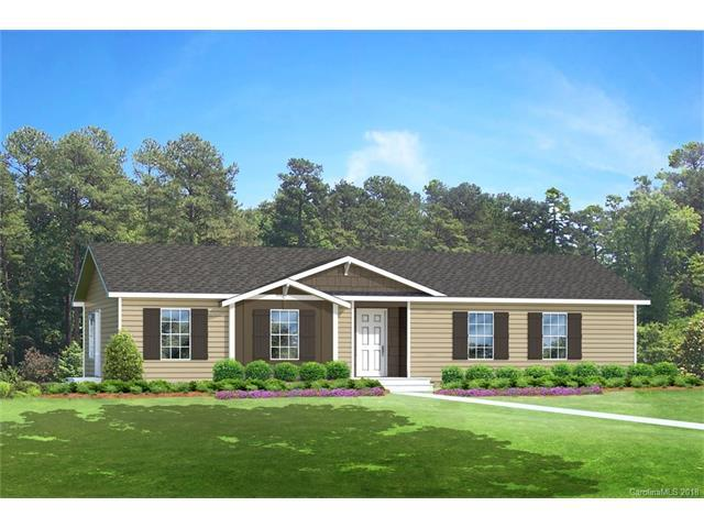 1633 N Barkley Road, Statesville, NC 28625 (#3353598) :: Odell Realty Group