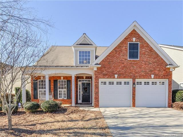 6437 Ridgeview Commons Drive, Charlotte, NC 28269 (#3353623) :: The Elite Group