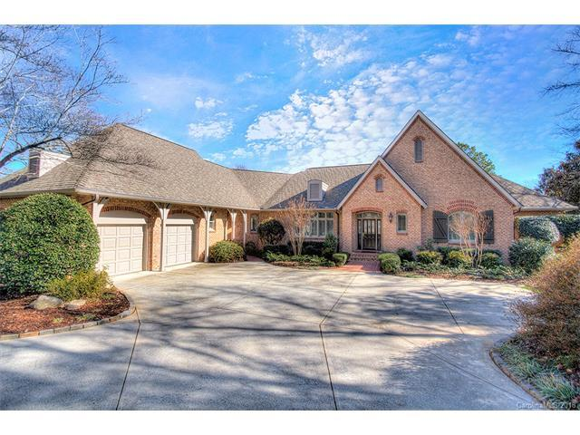 8110 Lake Providence Drive, Weddington, NC 28104 (#3353672) :: High Performance Real Estate Advisors