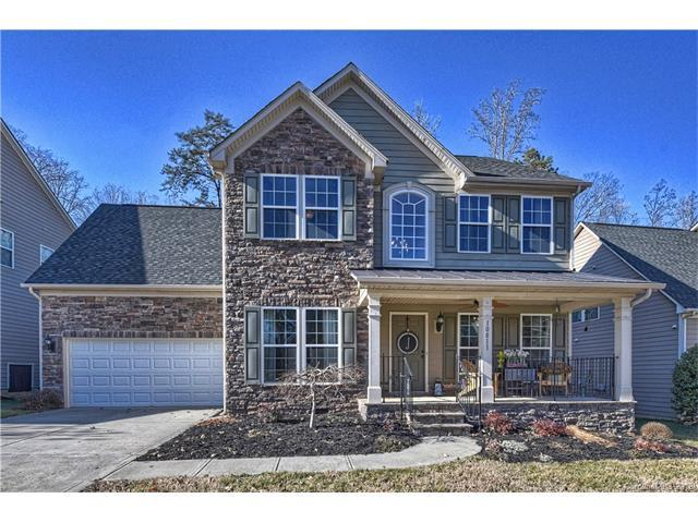 10811 Drake Hill Drive, Huntersville, NC 28078 (#3353696) :: Exit Mountain Realty