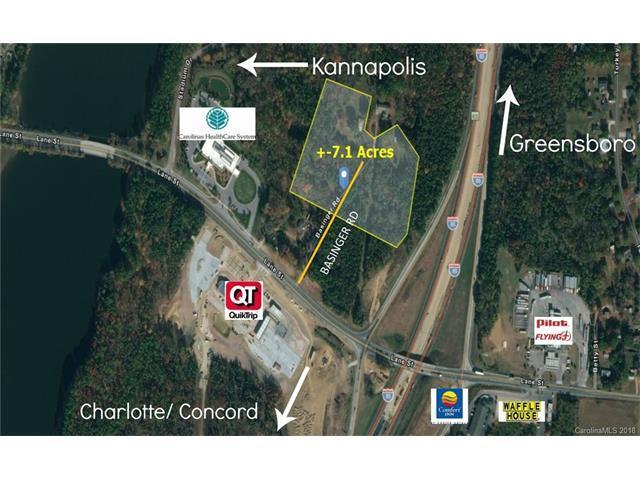 611 Basinger Lane, Kannapolis, NC 28083 (#3353747) :: The Elite Group