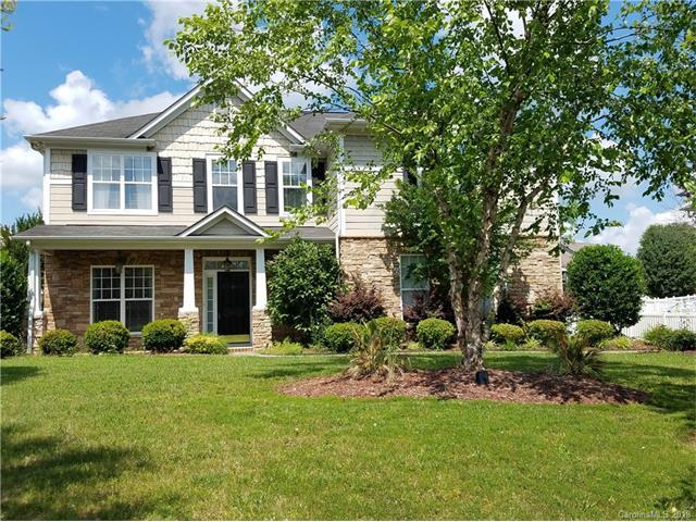 1015 Taylor Glen Lane, Indian Trail, NC 28079 (#3353906) :: The Temple Team