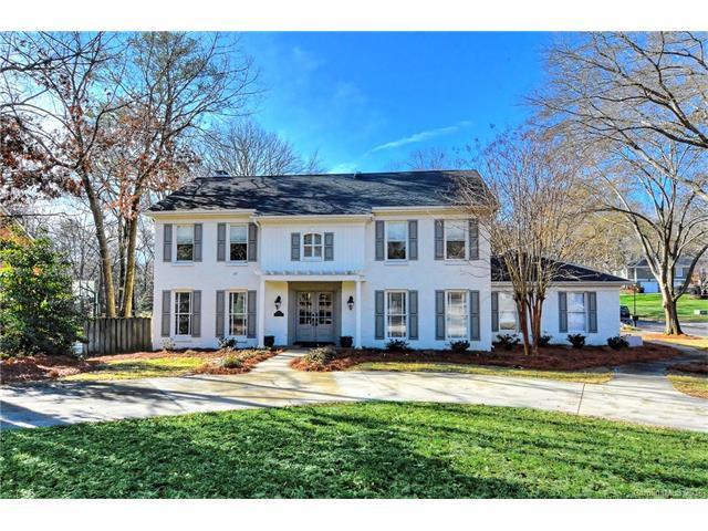 5319 Morrowick Road, Charlotte, NC 28226 (#3353993) :: Charlotte's Finest Properties
