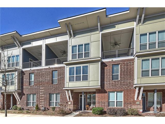 3543 Spencer Street #52, Charlotte, NC 28205 (#3354009) :: Miller Realty Group