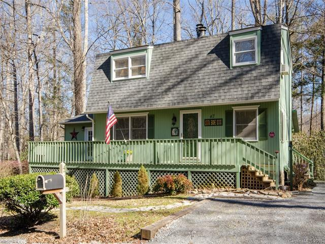 47 Reuben Branch Road, Maggie Valley, NC 28751 (#3354051) :: LePage Johnson Realty Group, LLC