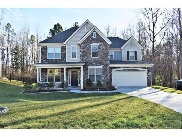 2673 Treeline Drive, Concord, NC 28027 (#3354192) :: Stephen Cooley Real Estate Group
