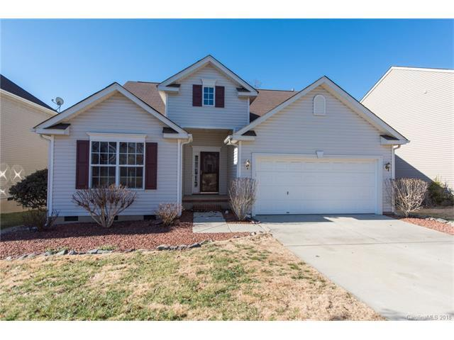 6726 Thistle Down Drive, Harrisburg, NC 28075 (#3354331) :: Exit Mountain Realty