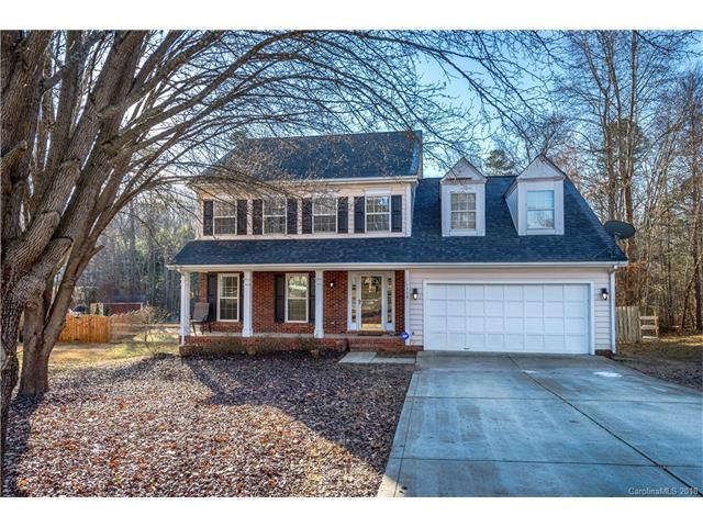 1328 Forest Wood Drive, Matthews, NC 28105 (#3354436) :: The Ramsey Group