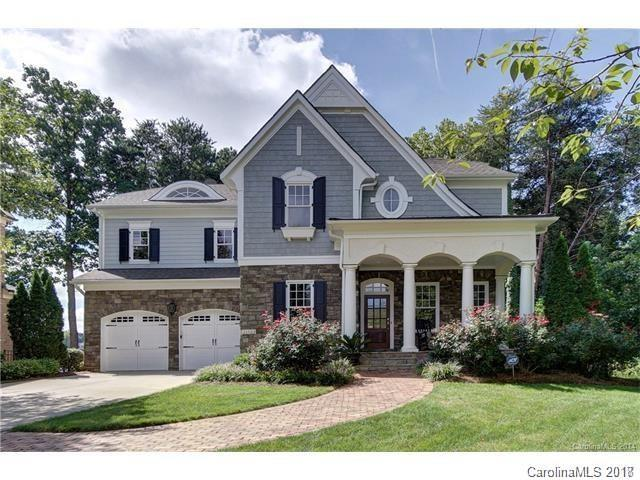 21523 Baltic Drive, Cornelius, NC 28031 (#3354704) :: Team Lodestone at Keller Williams SouthPark