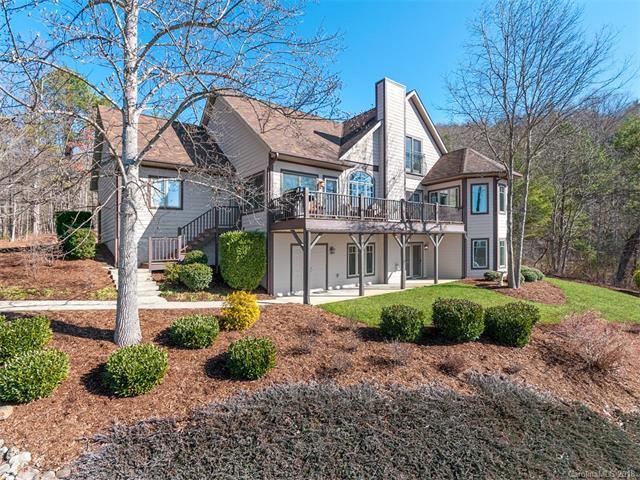142 Twin Courts Drive, Weaverville, NC 28787 (#3354740) :: Miller Realty Group
