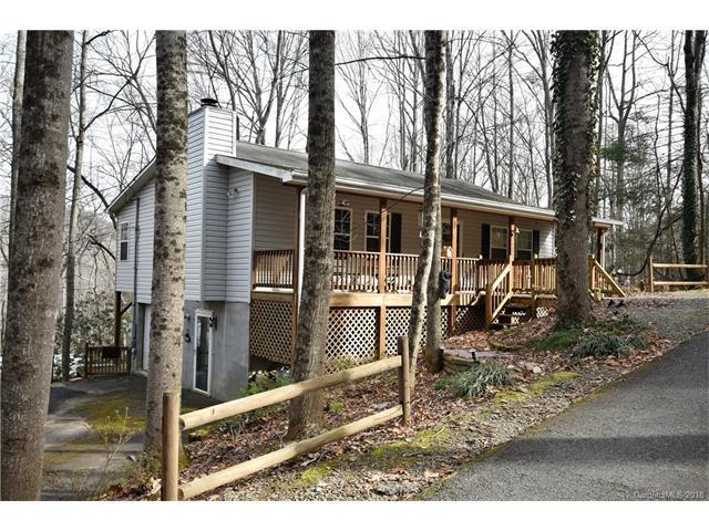 60 Shady Lane, Maggie Valley, NC 28751 (#3354823) :: Puffer Properties